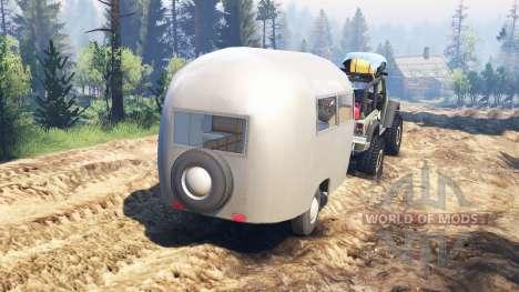 Jeep Wrangler Renegade (JK) v2.0 para Spin Tires