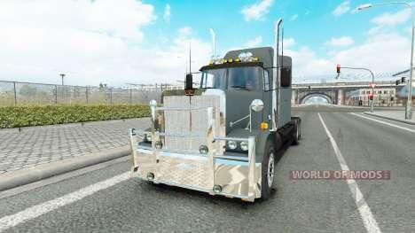 Wester Star 4900 para Euro Truck Simulator 2