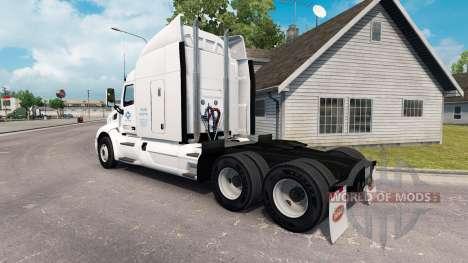 Estados UNIDOS Camión de la piel para el camión  para American Truck Simulator