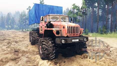Ural-4320-41 para Spin Tires