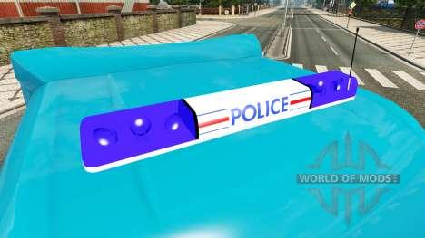 La colección de luces intermitentes para Euro Truck Simulator 2
