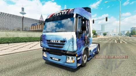 Efecto de la masa de la piel para Iveco tractora para Euro Truck Simulator 2