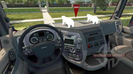 DAF XF para Euro Truck Simulator 2