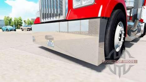 Una colección de accesorios para tractor Kenwort para American Truck Simulator