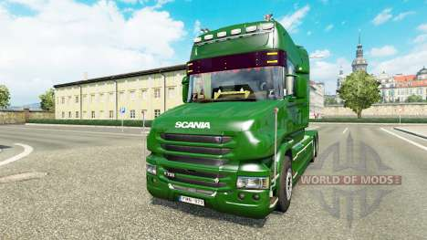Scania T Longline v2.0 para Euro Truck Simulator 2