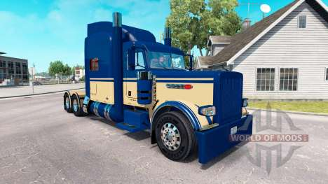6 Personalizado de la piel para el camión Peterb para American Truck Simulator