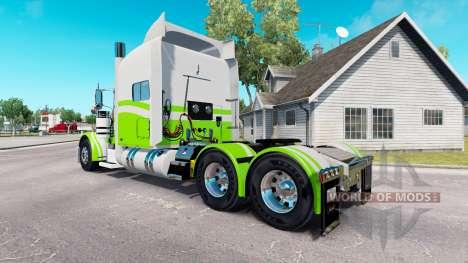 7 Personalizado de la piel para el camión Peterb para American Truck Simulator