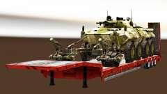 Semi llevar equipo militar v1.4