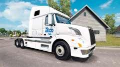 ABCO de la piel para camiones Volvo VNL 670