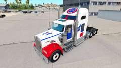Pieles de la NFL para los camiones Kenworth W900