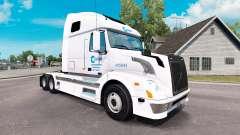 Celadon piel para camiones Volvo VNL 670