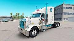 La piel de la FTI de Transporte en el tractor Fr