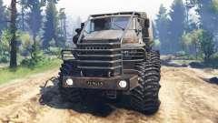 Ural-4320-10 de Tunguska v2.0