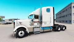 La piel de PAM de Transporte de camiones Freight