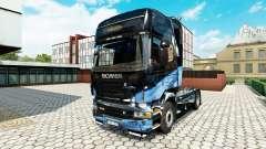Destructor estelar de la piel para Scania camión