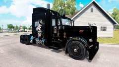 Motorhead piel para el camión Peterbilt 389