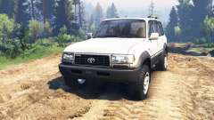 Toyota Land Cruiser 80 VX 1990 v2.0