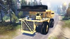 Camión de minería de datos Godzilla v3.0