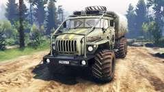 De los urales-4320-40 1982 v3.0