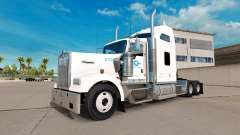 La piel de estados UNIDOS camión Camión Kenworth