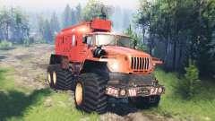 Ural-4320 Polar Explorer v5.0