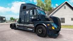 La piel Trans Oeste camión tractor Volvo VNL 670