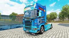 La piel need For Speed Hot Pursuit en el tractor