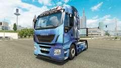 Piel Efecto de Masa para camión Iveco Hi-Way