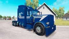 TransWest de la piel para el camión Peterbilt 38