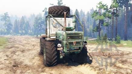 T-150K DE 1989 para Spin Tires