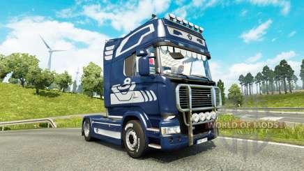 Scania R730 Streamline Longline para Euro Truck Simulator 2