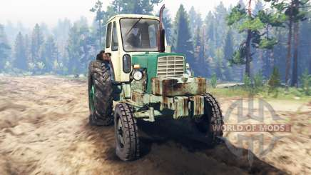 YUMZ-6K v2.0 para Spin Tires