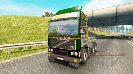 Volvo F10 [fix] para Euro Truck Simulator 2