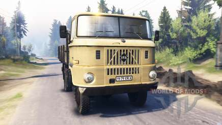 IFA W50 L v2.0 para Spin Tires