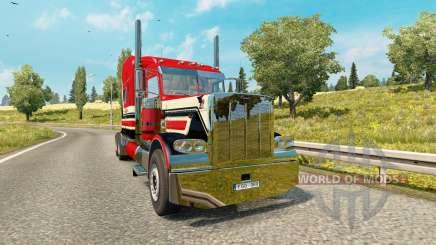 Peterbilt 389 v3.0 para Euro Truck Simulator 2