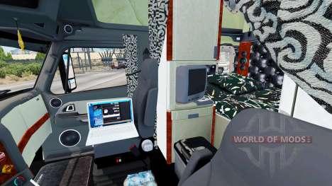 Freightliner Cascadia v1.1 para American Truck Simulator