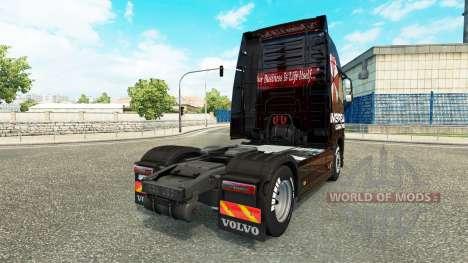 Paraguas de la Corporación de la piel para camio para Euro Truck Simulator 2