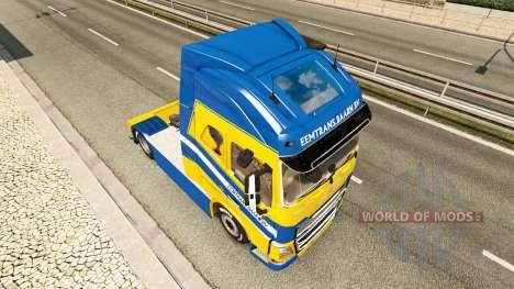 Optimización para Volvo para Euro Truck Simulator 2