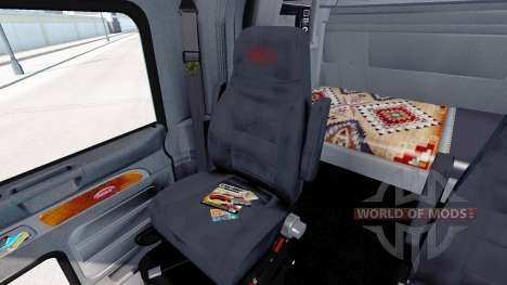 Peterbilt 389 v1.14 para American Truck Simulator
