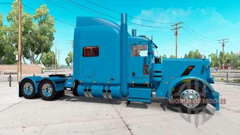 Peterbilt 389 v1.13 para American Truck Simulator