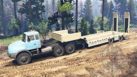 Ural-44202 v2.0 para Spin Tires