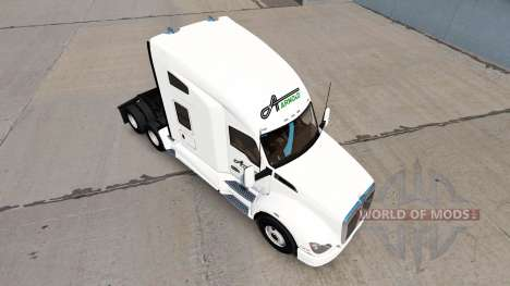 La piel en el Arnold Transporte Kenworth tractor para American Truck Simulator