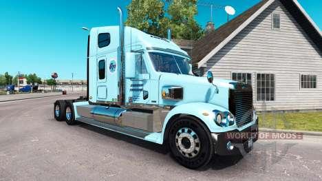 La piel de Gordon en el camión Freightliner Coro para American Truck Simulator