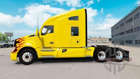 De aluminio forjado de Alcoa v1.5 para American Truck Simulator