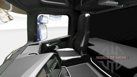 La Oscuridad de la Línea interior Exclusivo para para Euro Truck Simulator 2
