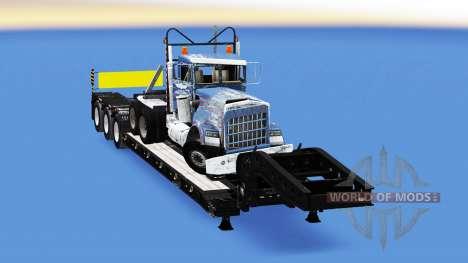 Baja de barrido con 20 diferentes cargas. para American Truck Simulator