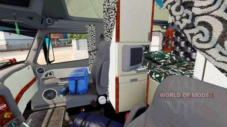 Freightliner Cascadia para American Truck Simulator