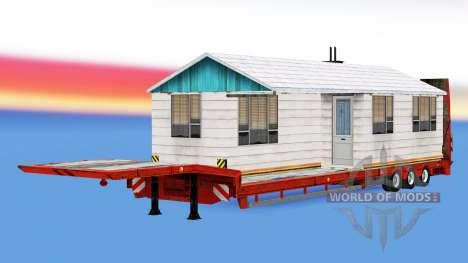 Baja barrido de cargas pesadas para American Truck Simulator