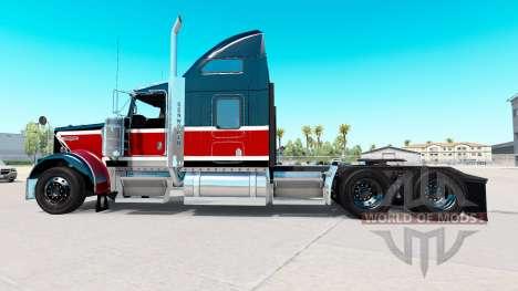 De aluminio forjado de Alcoa para American Truck Simulator