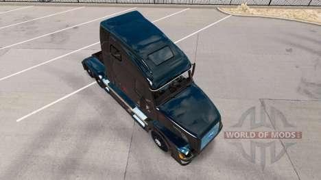 La piel Bancroft & Sons para tractocamión Volvo  para American Truck Simulator